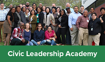 Civic Leadership Academy Graphic