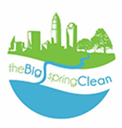 The Big Spring Clean Logo